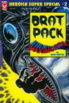 Cover for Bratpack / Maximortal Super Special (King Hell, 1996 series) #2