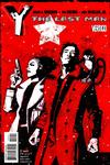 Cover for Y: The Last Man (DC, 2002 series) #55