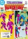 Cover for Adventure Comics (DC, 1938 series) #493 [Direct]
