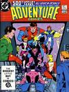 Cover for Adventure Comics (DC, 1938 series) #500 [Direct-Sales]