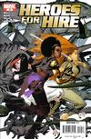Cover for Heroes for Hire (Marvel, 2006 series) #10