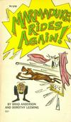 Cover for Marmaduke Rides Again! (Scholastic Book Services, 1968 series) #TK1218 [95 Cent Edition]