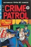 Cover for Crime Patrol (Gemstone, 2000 series) #4