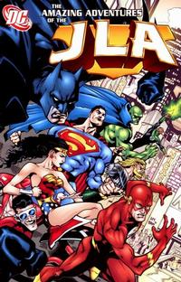 Cover Thumbnail for Amazing Adventures of the JLA (DC, 2006 series)