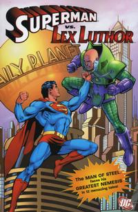 Cover Thumbnail for Superman vs. Lex Luthor (DC, 2006 series)