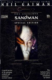 Cover Thumbnail for Absolute Sandman Special Edition (DC, 2006 series) #1
