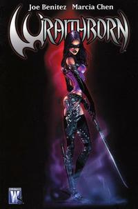 Cover Thumbnail for Wraithborn (DC, 2006 series)