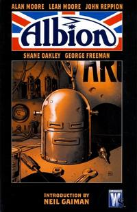 Cover Thumbnail for Albion (DC, 2006 series)