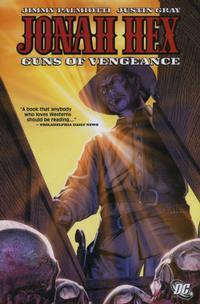 Cover Thumbnail for Jonah Hex: Guns of Vengeance (DC, 2007 series)