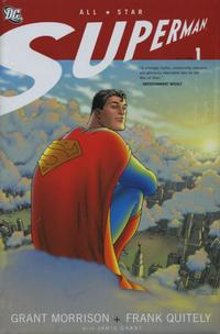 Cover Thumbnail for All-Star Superman (DC, 2007 series) #1