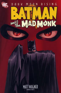 Cover Thumbnail for Batman: The Mad Monk (DC, 2007 series)