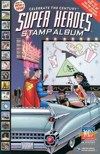 Cover Thumbnail for Celebrate the Century [Super Heroes Stamp Album] (DC / United States Postal Service, 1998 series) #6