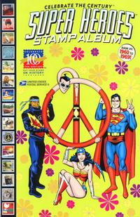 Cover Thumbnail for Celebrate the Century [Super Heroes Stamp Album] (DC / United States Postal Service, 1998 series) #7