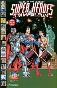 Cover Thumbnail for Celebrate the Century [Super Heroes Stamp Album] (DC / United States Postal Service, 1998 series) #8
