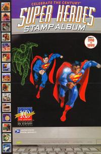 Cover Thumbnail for Celebrate the Century [Super Heroes Stamp Album] (DC / United States Postal Service, 1998 series) #10