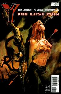 Cover Thumbnail for Y: The Last Man (DC, 2002 series) #57