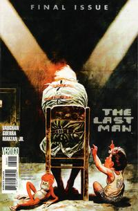 Cover Thumbnail for Y: The Last Man (DC, 2002 series) #60