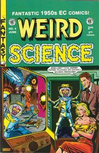 Cover Thumbnail for Weird Science (Russ Cochran, 1992 series) #4