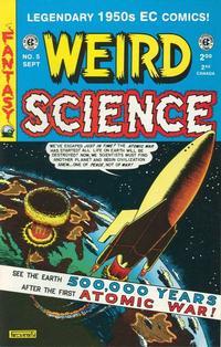 Cover Thumbnail for Weird Science (Russ Cochran, 1992 series) #5