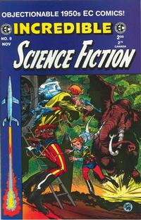 Cover Thumbnail for Incredible Science Fiction (Gemstone, 1994 series) #9
