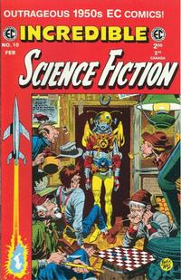 Cover Thumbnail for Incredible Science Fiction (Gemstone, 1994 series) #10