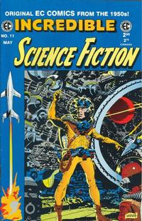 Cover Thumbnail for Incredible Science Fiction (Gemstone, 1994 series) #11
