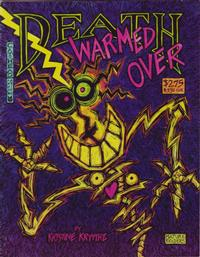 Cover Thumbnail for Death Warmed Over (Cat-Head Comics, 1990 series)