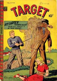 Cover Thumbnail for Target Comics (Cosmicolor Publishing, 1948 series) #v9#3