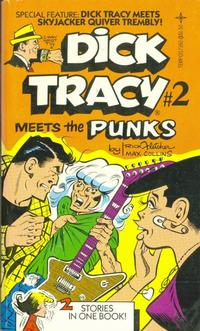 Cover for Dick Tracy Meets the Punks (Tempo Books, 1980 series) #2 (17160-0)