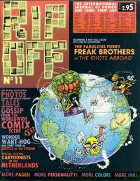 Cover Thumbnail for Rip Off Comix (Rip Off Press, 1977 series) #11