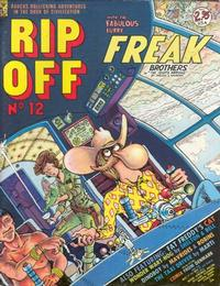 Cover Thumbnail for Rip Off Comix (Rip Off Press, 1977 series) #12