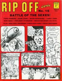 Cover Thumbnail for Rip Off Comix (Rip Off Press, 1977 series) #16
