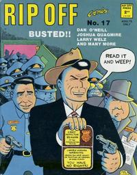 Cover Thumbnail for Rip Off Comix (Rip Off Press, 1977 series) #17