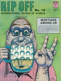 Cover Thumbnail for Rip Off Comix (Rip Off Press, 1977 series) #18