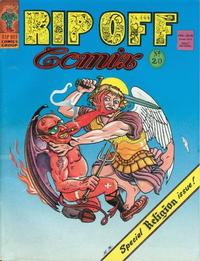 Cover Thumbnail for Rip Off Comix (Rip Off Press, 1977 series) #20