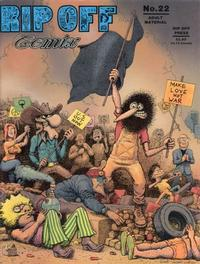 Cover Thumbnail for Rip Off Comix (Rip Off Press, 1977 series) #22