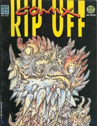 Cover Thumbnail for Rip Off Comix (Rip Off Press, 1977 series) #29