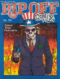 Cover Thumbnail for Rip Off Comix (Rip Off Press, 1977 series) #30