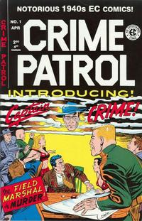 Cover Thumbnail for Crime Patrol (Gemstone, 2000 series) #1