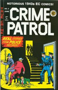 Cover Thumbnail for Crime Patrol (Gemstone, 2000 series) #3