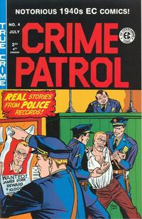 Cover Thumbnail for Crime Patrol (Gemstone, 2000 series) #4