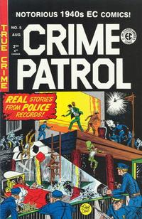 Cover Thumbnail for Crime Patrol (Gemstone, 2000 series) #5