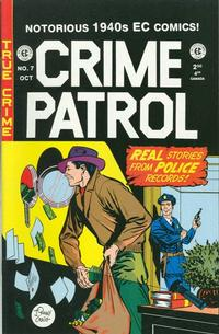 Cover Thumbnail for Crime Patrol (Gemstone, 2000 series) #7