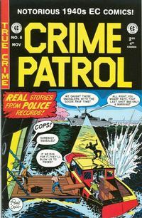 Cover Thumbnail for Crime Patrol (Gemstone, 2000 series) #8