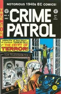 Cover Thumbnail for Crime Patrol (Gemstone, 2000 series) #9