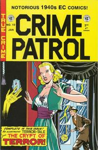 Cover Thumbnail for Crime Patrol (Gemstone, 2000 series) #10