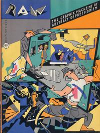 Cover for Raw (Raw Books, 1980 series) #5