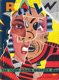 Cover Thumbnail for Raw (Raw Books, 1980 series) #7