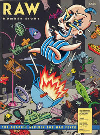Cover Thumbnail for Raw (Raw Books, 1980 series) #8