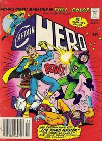 Cover Thumbnail for Captain Hero Comics Digest Magazine (Archie, 1981 series) #1